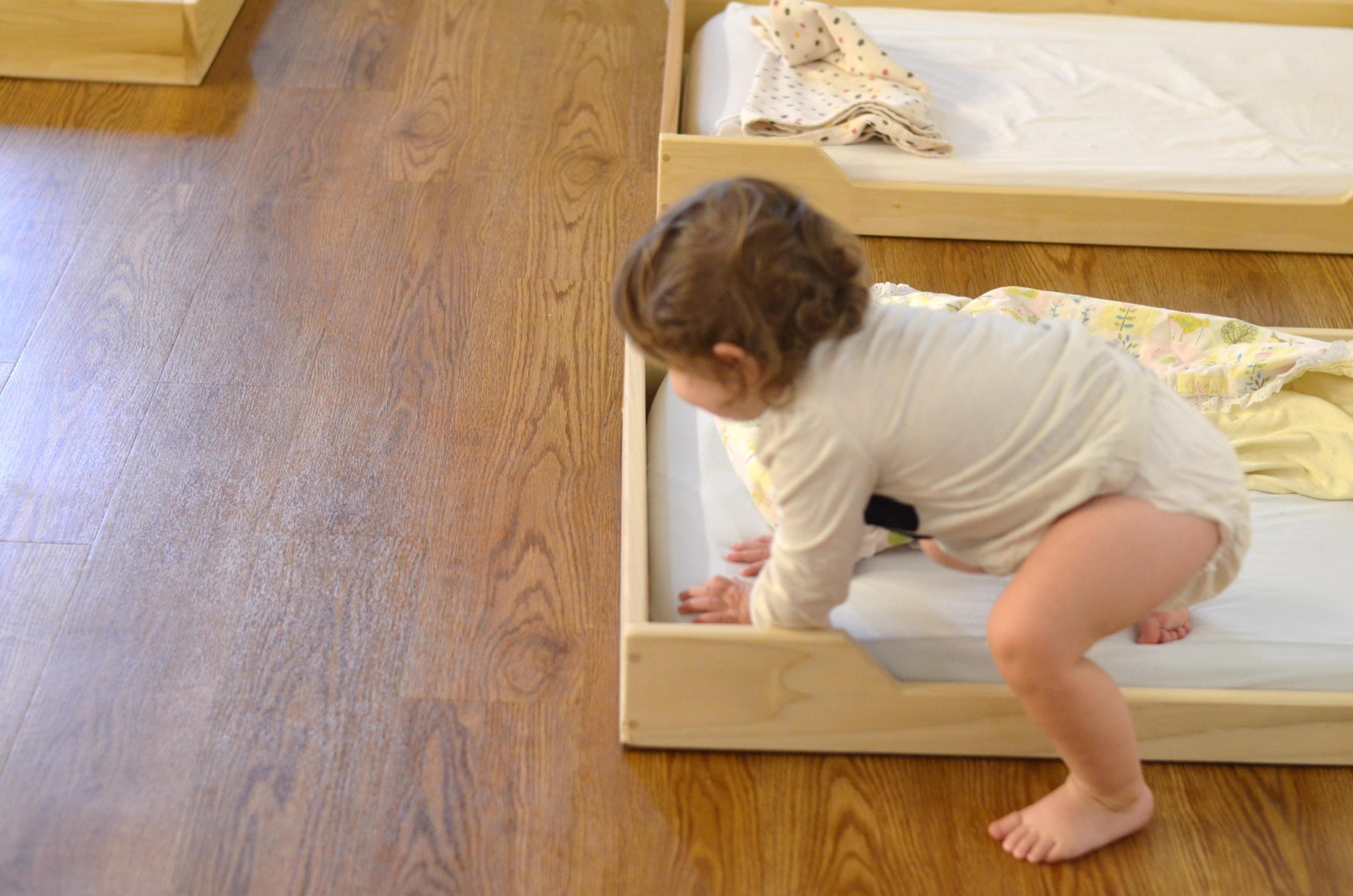 On The Floor Toddler Beds