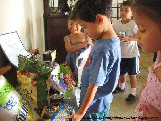 We promote peace throughout the community by participating in quarterly charities and food drives; helping others in need.