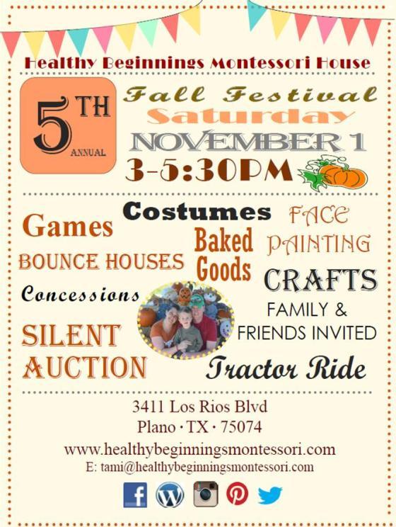 5th Annual Fall Festival CommunityEvent