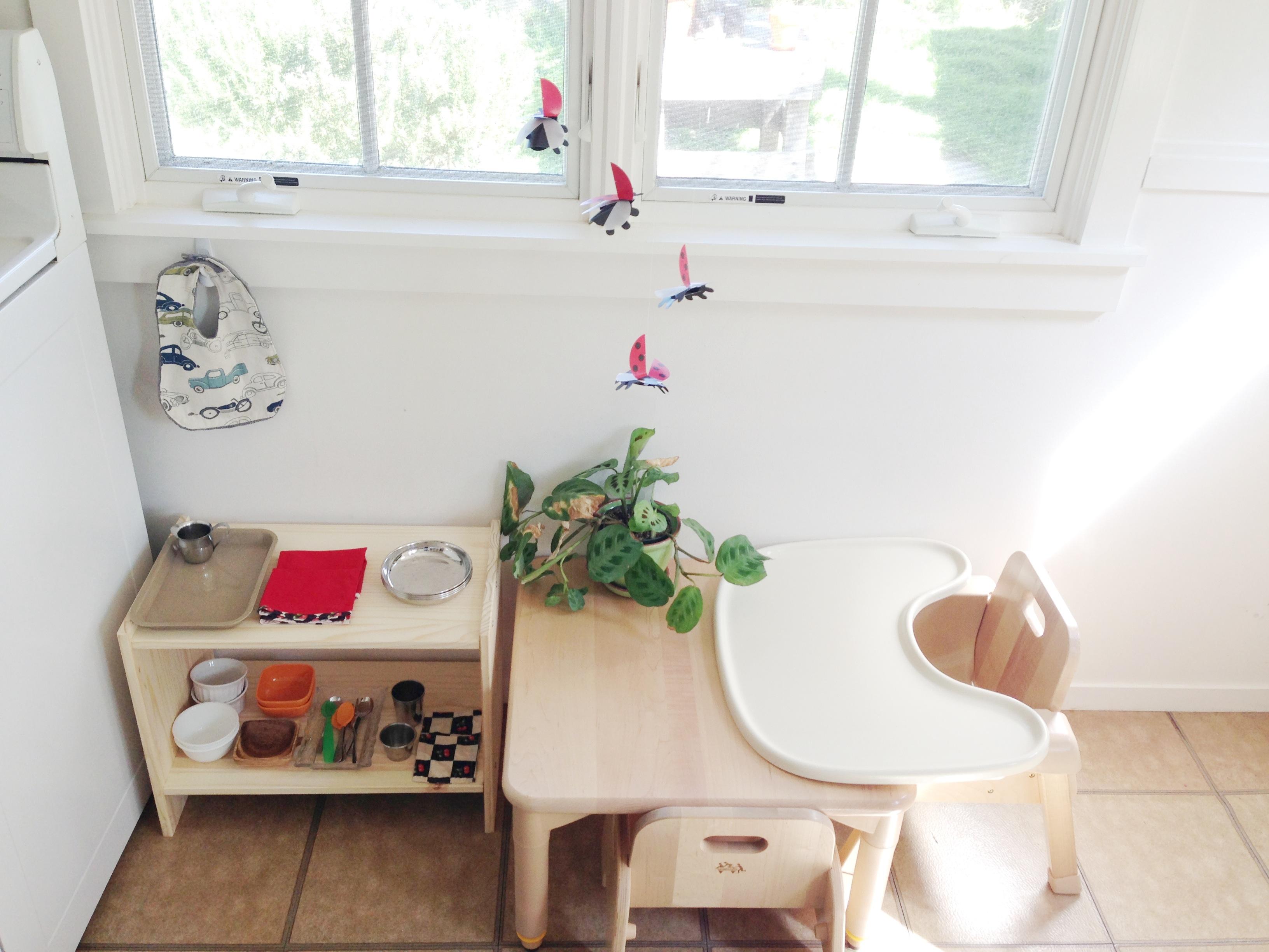 Montessori in the home | Healthy Beginnings Montessori