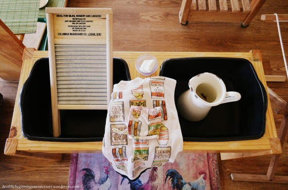Prepared Environment_Cloth Washing