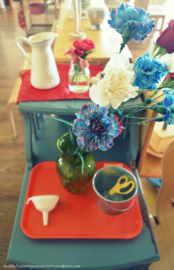 Prepared Environment_Flower Arranging