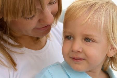 NAMC montessori teaching gratitude mother and child